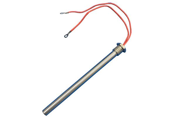 螺纹安装单头电加热管