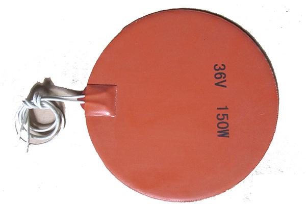 烤杯机硅橡胶加热器