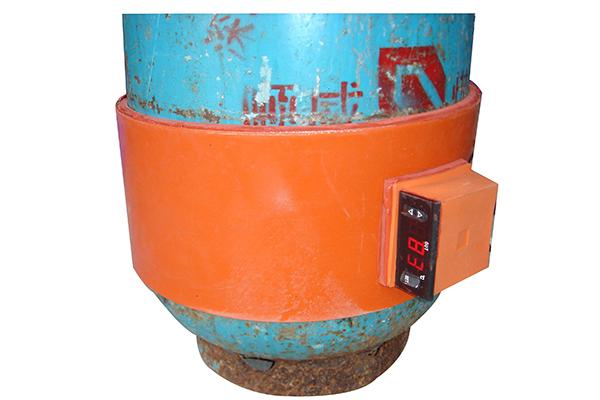 可调温硅橡胶加热器