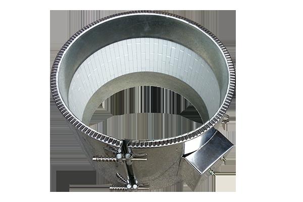 电缆机陶瓷电加热器