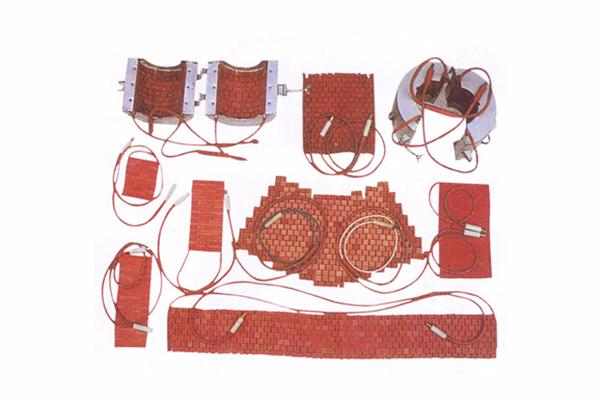 陶瓷履带式电加热器